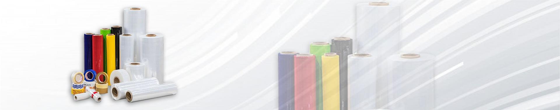 promociones de productos en stretch film y cintas de embalaje